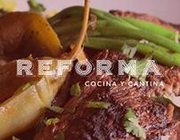 Reforma Website