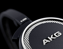Headphone AKG K450