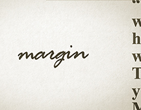 Margin - Series Artwork