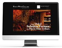 focuswinecellars.com Web Sitesi Tasarım & Yazılımı