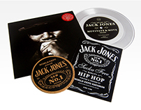 "Jack Jones 'Jack Jones' 7"" bundle package."