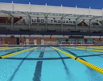 Advent :: USC Aquatics Center