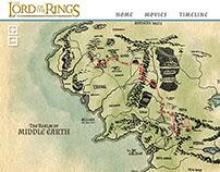 Frodo's Trip to Mordor
