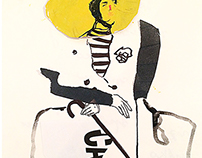 Vogue / collages