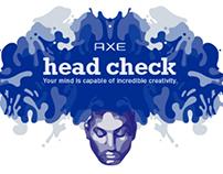 AXE Head Check