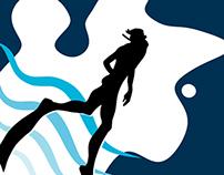 Logo for Apnea Norte