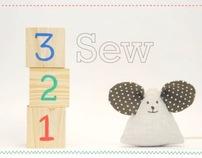 1-2-3 Sew! Book Trailer