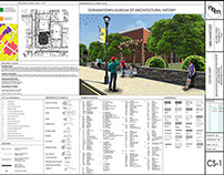The Germantown Museum of Architectural History - CDs
