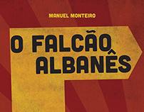 O FALCÃO ALBANÊS - book cover
