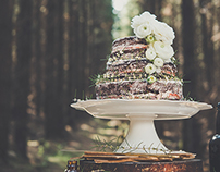 In My Dreams, There is a Cake in a Forest
