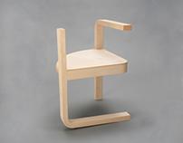 L7 corner chair