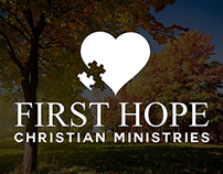 First Hope Christian Ministries Logo