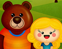 goldilocks and the bear