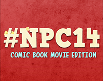 #NPC14: Comic Book Movie Edition