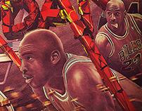 Michael Jordan - The Obsessed Winner