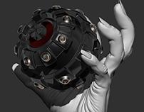 Concept Art : Grenade