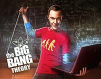 The Big Bang Theory // Art