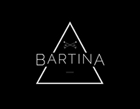 BARTINA- identidad visual -