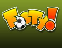 Footy! Facebook Game
