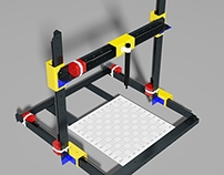 3D-printer assembly