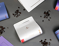 magico coffee packaging