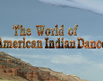The World of American Indian Dance-Samples