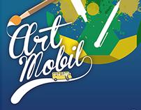 Flyers Art Mobil