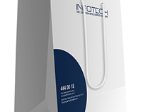 Paper Bag for Infotech