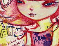 Illustration - doodle