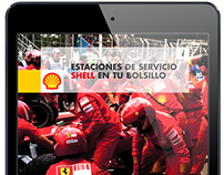 Shell App for iPad