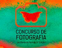 Concurso de fotografia - Lei Maria da Penha 5ª Edição