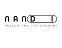 NANDI | Follow the improvement | Brand Identity