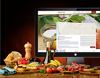 Yakamoz Restaurant Web Design