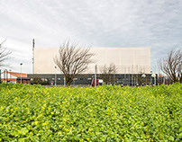 Salle de Sport /// Cappelle en Pévèle
