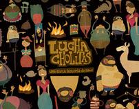 Lucha Cholitas