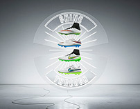 Nike / Shine Through / Neon