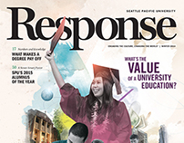 Response - Seattle Pacific University Magazine