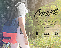 CANVAS E-BAGS ( TCC )