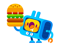 Ed & Tess - Social messenger app stickers