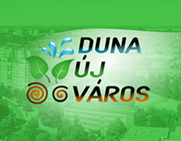 Logo for City of Dunaujvaros
