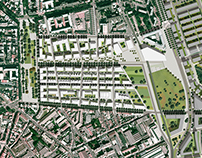 EUROPAN 7 - Lille Saint-Sauveur