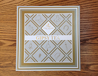 Gipsy Tea Packaging