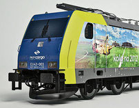 PKP Cargo Logistics Locomotives