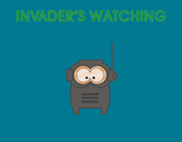 INVADERS WATCHING