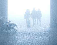Overexposed Fog