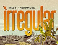 Irregular Magazine - Web Graphics