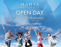 MAHSA University - Open Day 2015