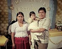 Bautizo boliviano