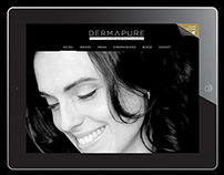 Dermapure - site Web