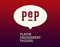 PEP - Branding et Web